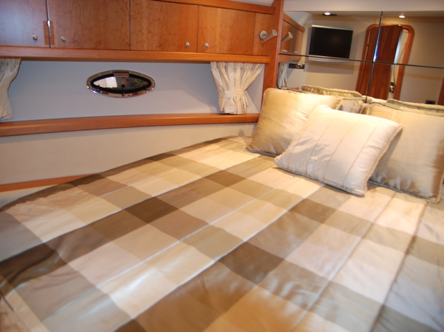 Custom Boat Bedding And More Available Now Elegant
