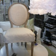 All Kinds of Chairs Could Use A Slipcover