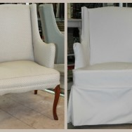 Before and After: What Your Wing Chair Could Look Like