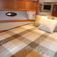 Sail Away To Sleep On Custom Boat Bedding