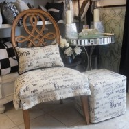 Custom Slipcovers Add Chic To Dining Room Chairs