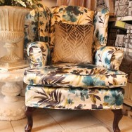 Upholstery or Slipcover – Can You Tell?